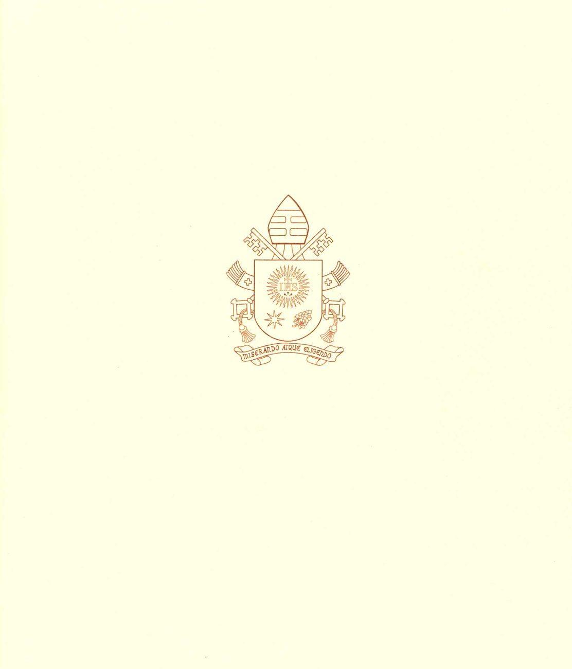 ローマ教皇から「第52回世界平和の日教皇メッセージ」